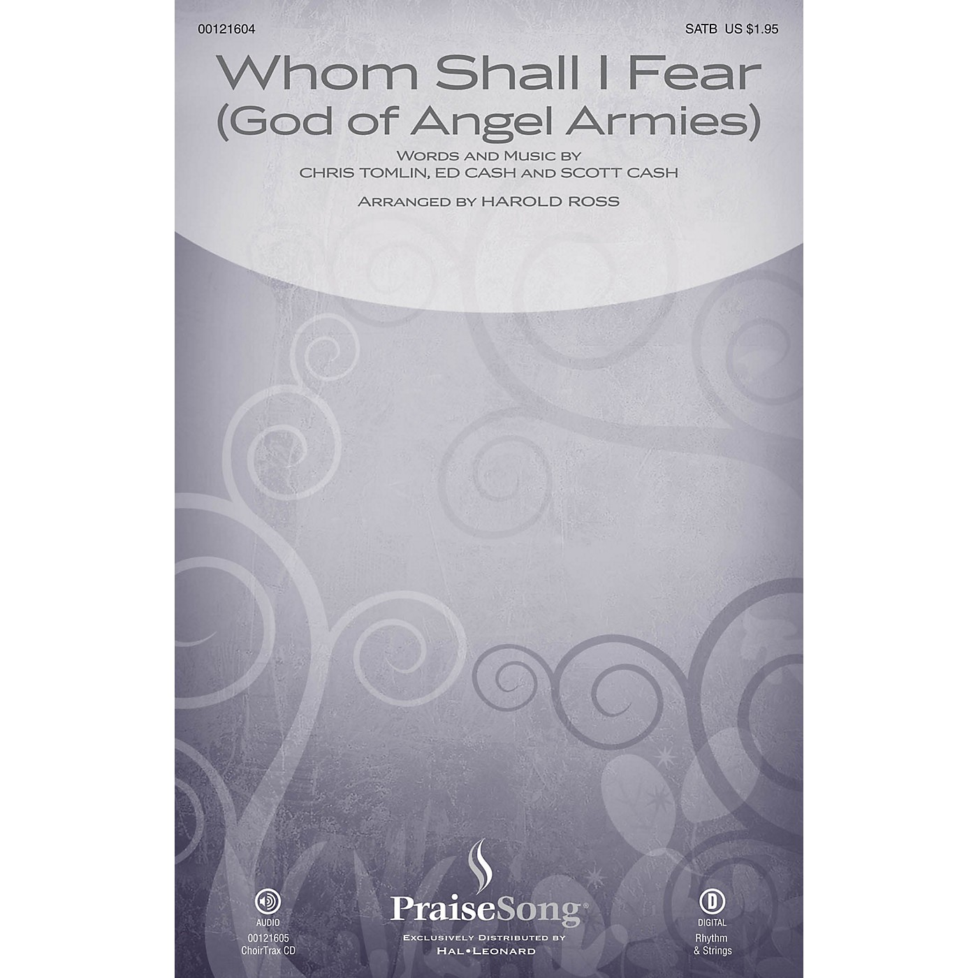 PraiseSong Whom Shall I Fear (God of Angel Armies) CHOIRTRAX CD by Chris Tomlin Arranged by Harold Ross thumbnail