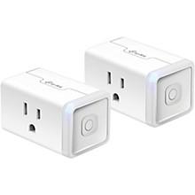 TP-Link Wi-Fi Smart Plug Mini, 2-Pack