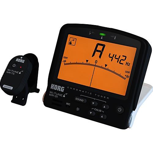 Korg Wi-Tune Wireless Chromatic Tuner-thumbnail
