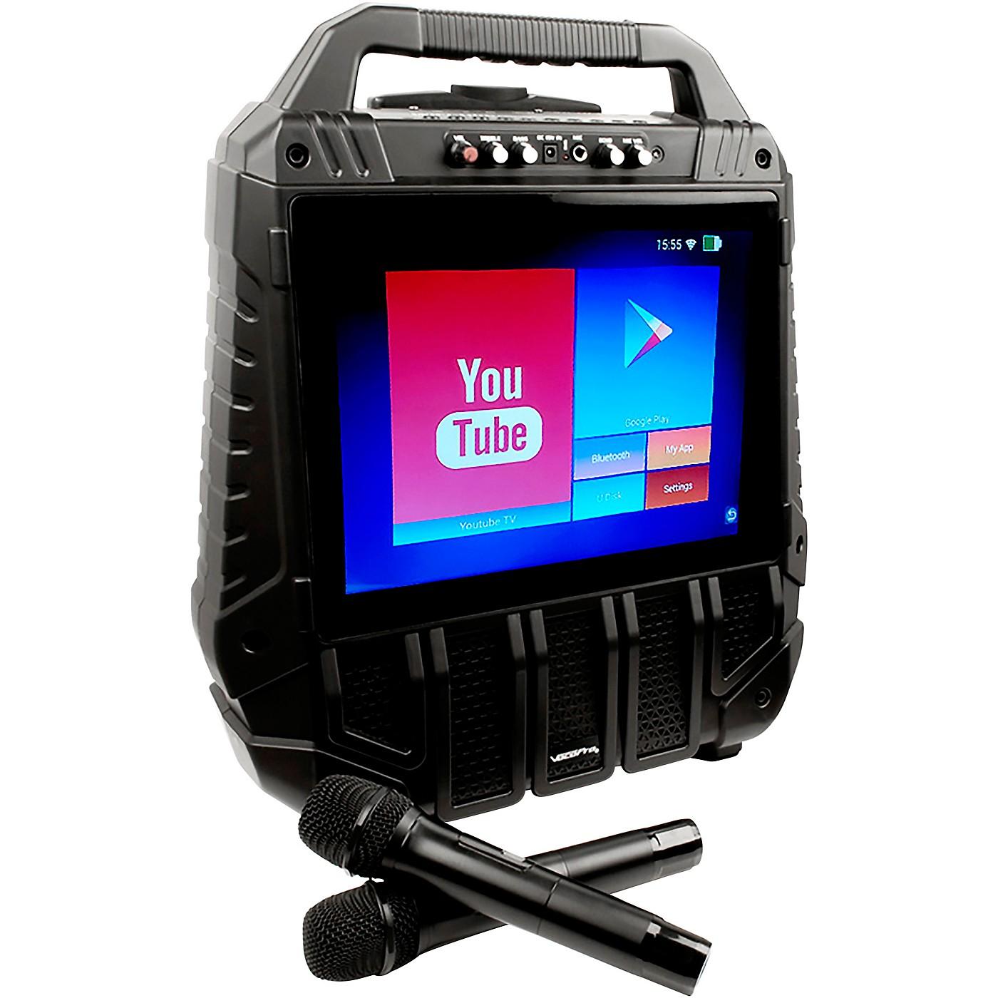 VocoPro WiFi-Oke Wireless Karaoke Machine thumbnail