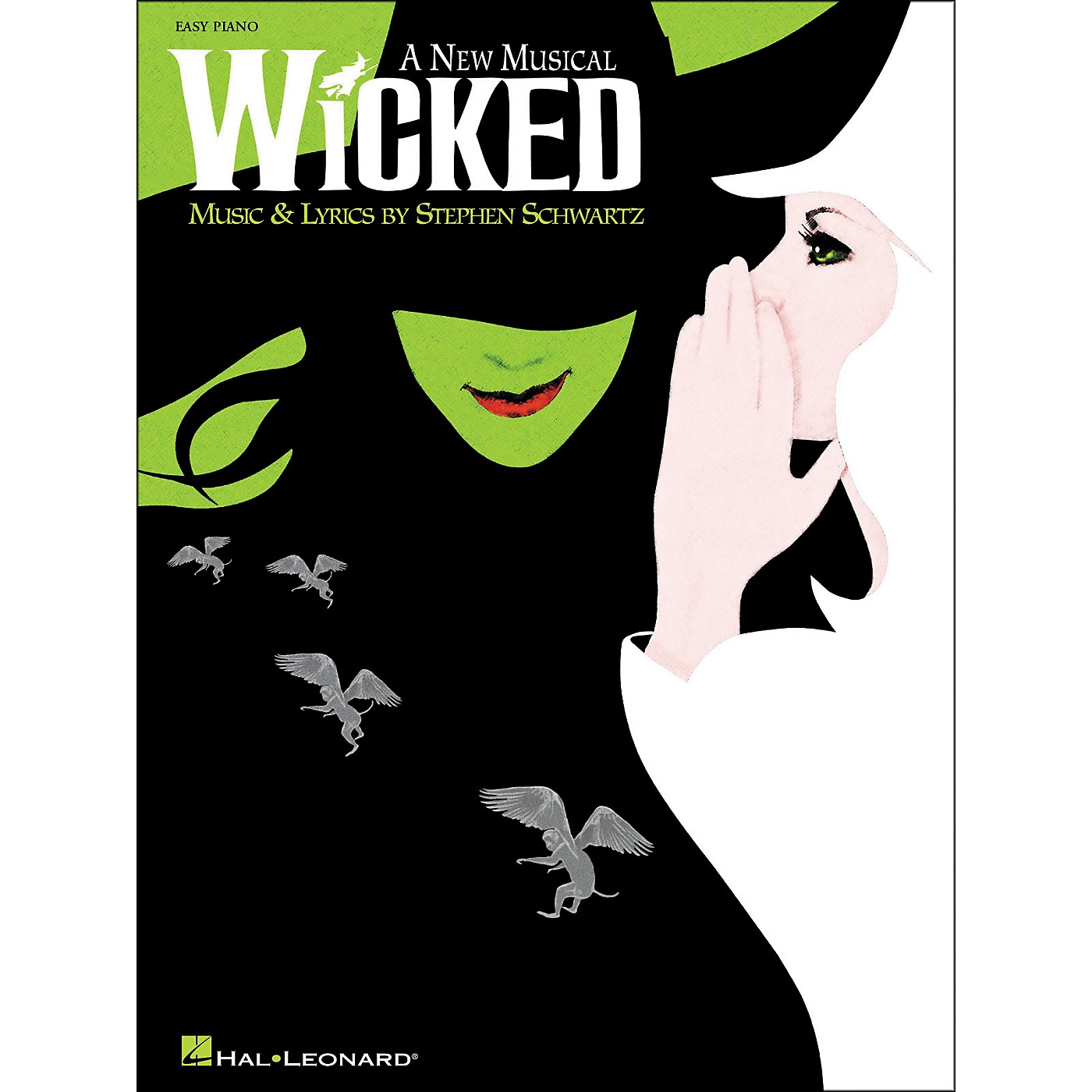 Hal Leonard Wicked - A New Musical for Easy Piano thumbnail