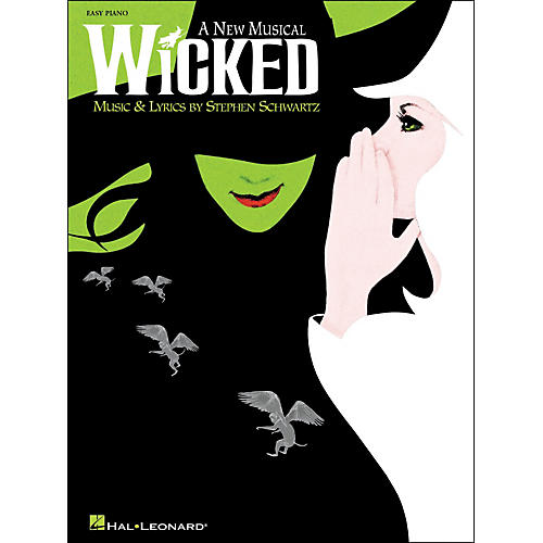 Hal Leonard Wicked - A New Musical for Easy Piano-thumbnail