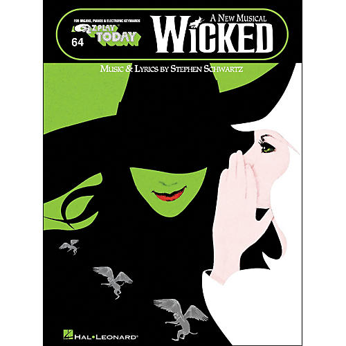 Hal Leonard Wicked A New Musical E-Z Play 64 thumbnail