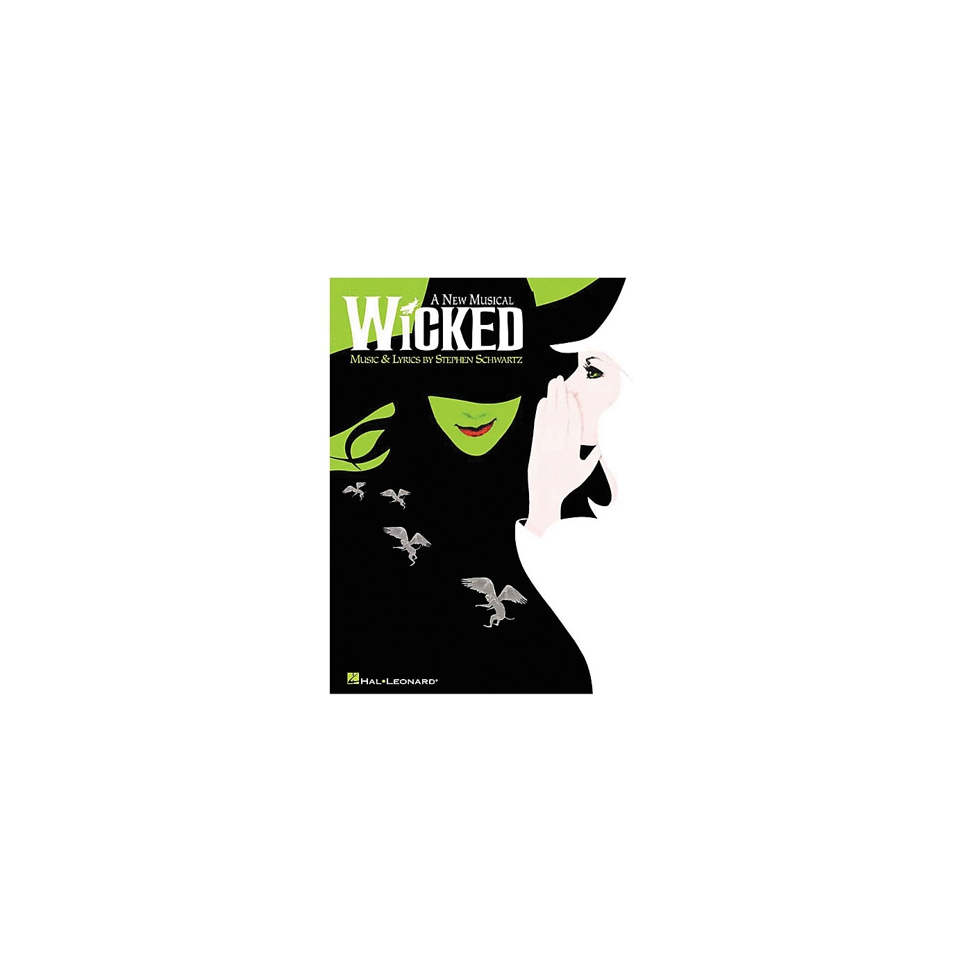 Hal Leonard Wicked Piano Vocal Songbook thumbnail