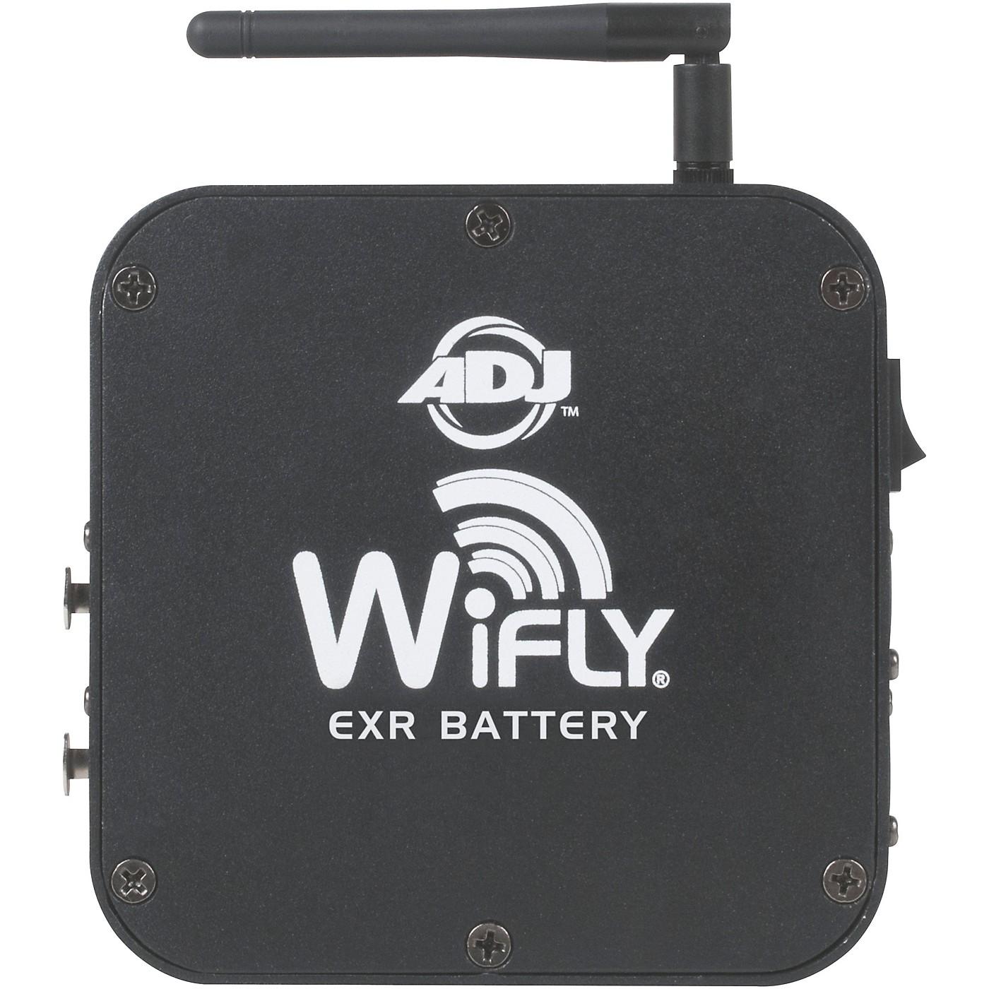 21st Century Publications Wifly EXR Battery DMX Transceiver thumbnail