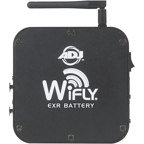 21st Century Publications Wifly EXR Battery DMX Transceiver thumbnail