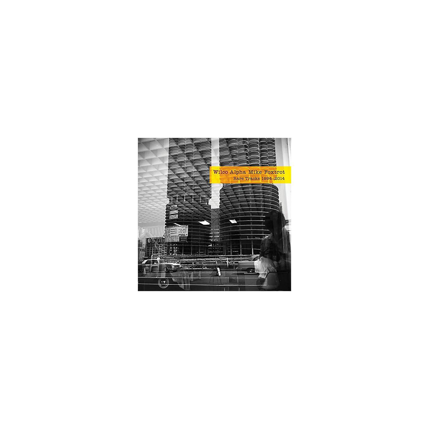 Alliance Wilco - Alpha Mike Foxtrot: Rare Tracks 1994-2014 thumbnail