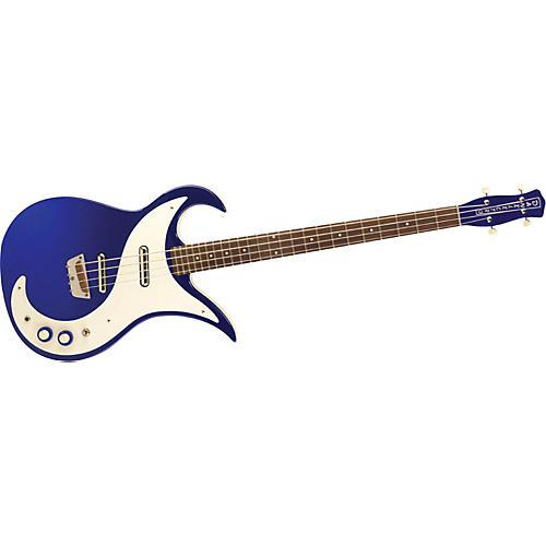 Danelectro Wild Thing  Electric Bass Guitar thumbnail