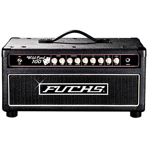 Fuchs Wildcard 100W Tube Guitar Head-thumbnail