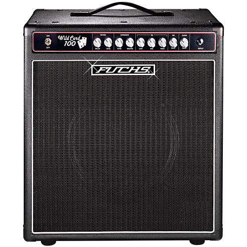 Fuchs Wildcard 1x12 100W Tube Guitar Combo Amp thumbnail