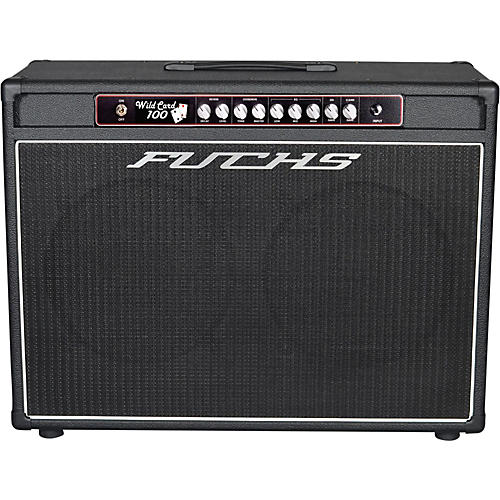 Fuchs Wildcard 2x12 100W Tube Guitar Combo Amp thumbnail