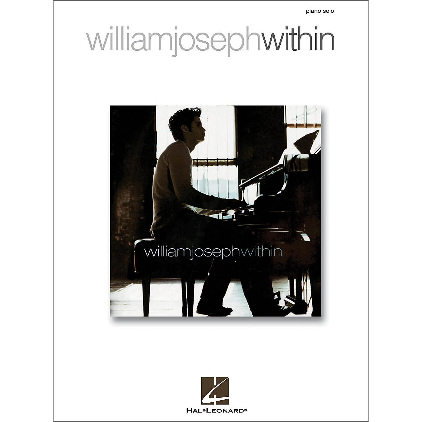 Hal Leonard William Joseph - within for Piano Solo thumbnail