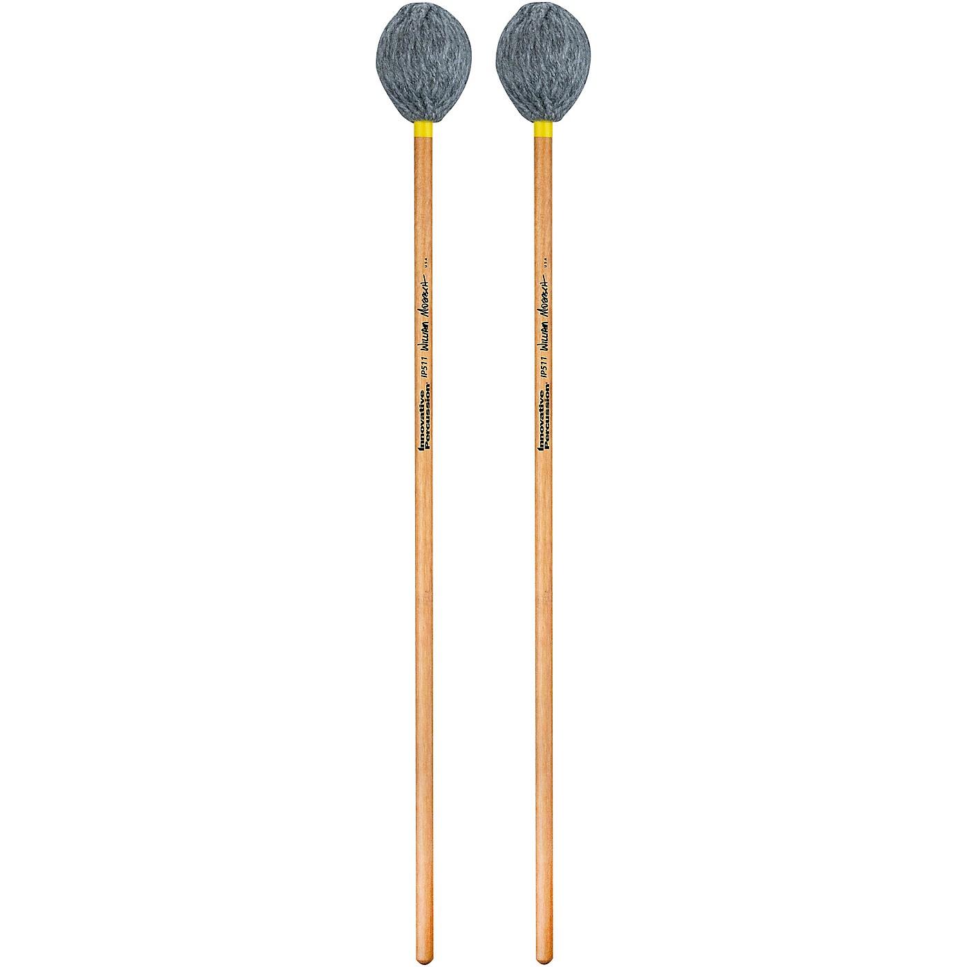 Innovative Percussion William Moersch Series Birch Handle Marimba Mallets thumbnail