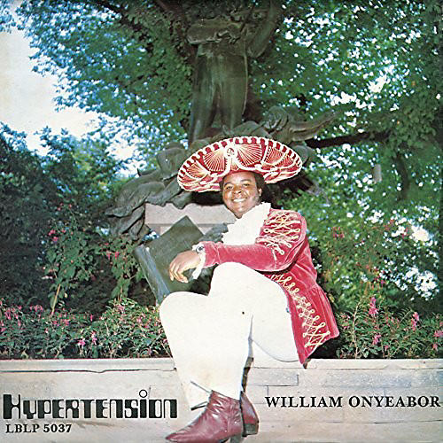 Alliance William Onyeabor - Hypertension thumbnail