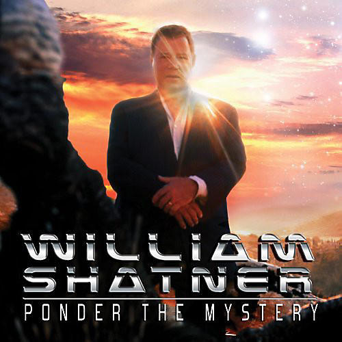 Alliance William Shatner - Ponder the Mystery thumbnail
