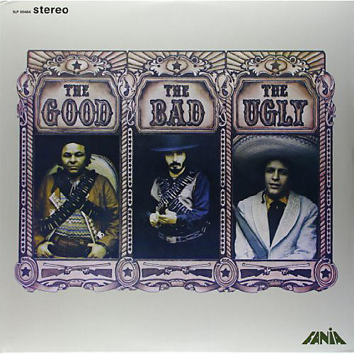 Alliance Willie Colon - The Good, The Bad, The Ugly thumbnail