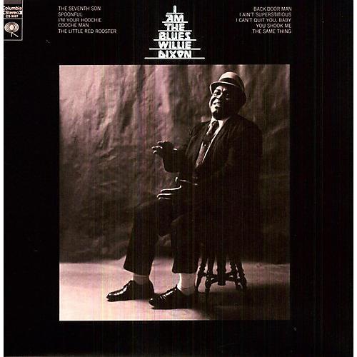 Alliance Willie Dixon - I Am the Blues thumbnail