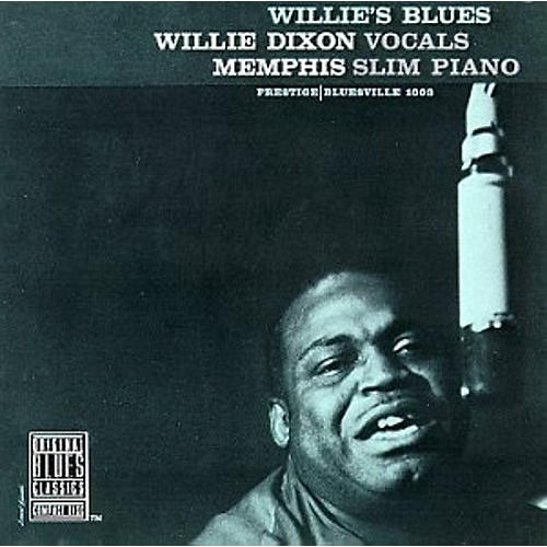Alliance Willie Dixon - Willie's Blues thumbnail