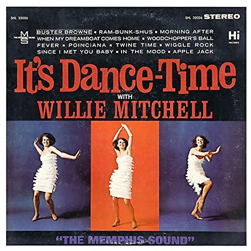 Alliance Willie Mitchell - It's Dance Time thumbnail