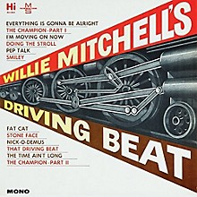 Willie Mitchell - Willie Mitchell'S Driving Beat