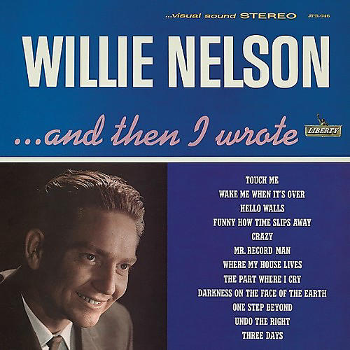 Alliance Willie Nelson - ...and Then I Wrote thumbnail
