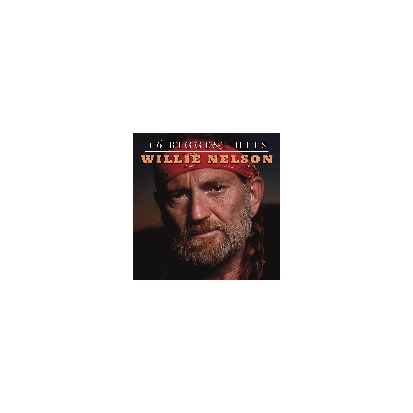 Alliance Willie Nelson - 16 Biggest Hits (CD) thumbnail