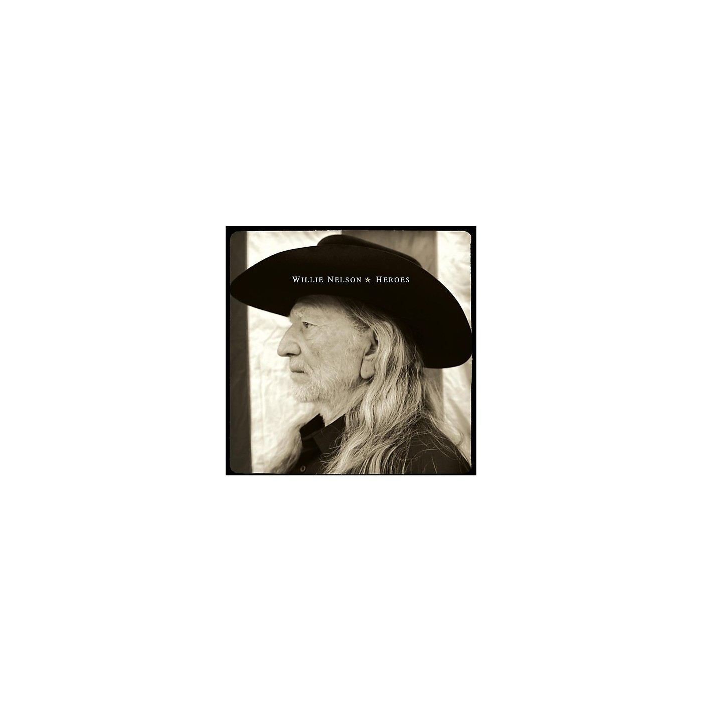 Alliance Willie Nelson - Heroes (CD) thumbnail