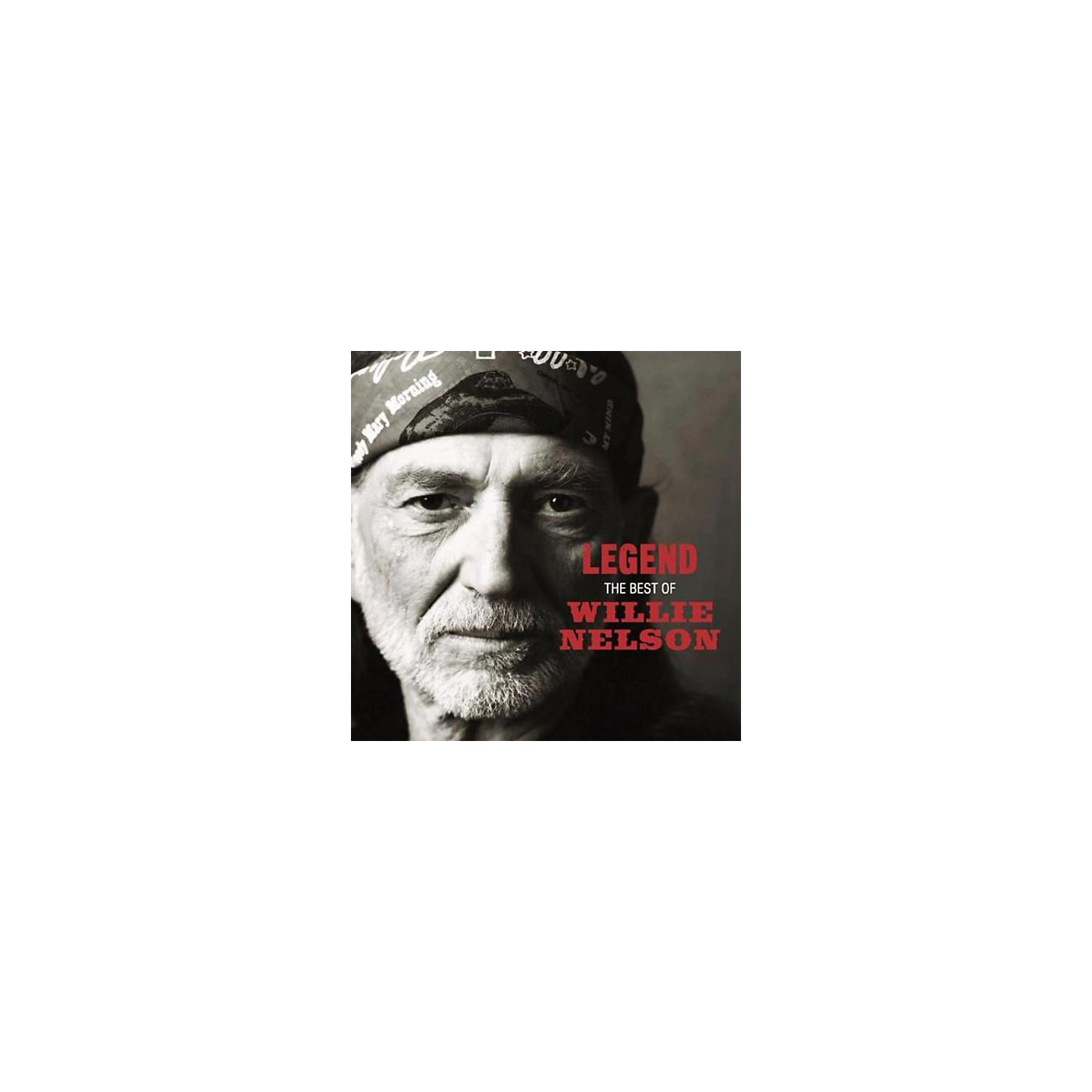 Alliance Willie Nelson - Legend: The Best Of Willie Nelson (CD) thumbnail