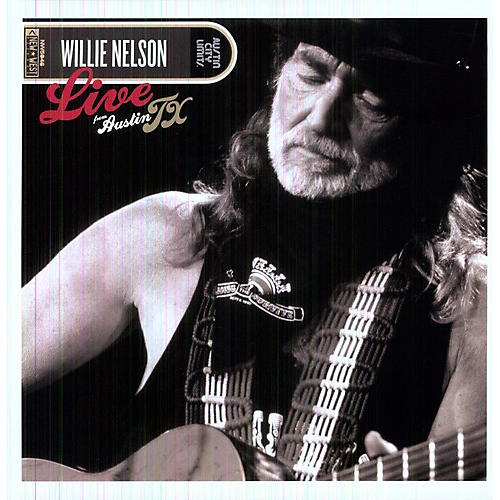 Alliance Willie Nelson - Live From Austin, TX thumbnail
