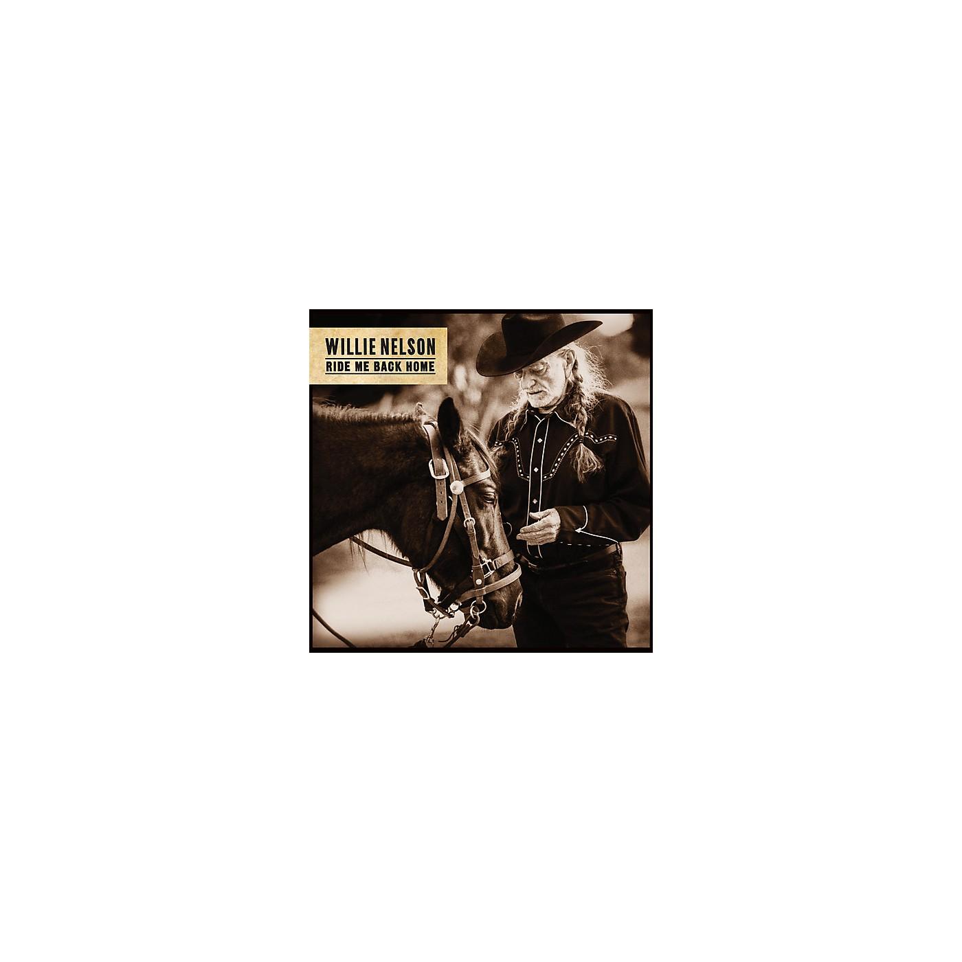 Alliance Willie Nelson - Ride Me Back Home thumbnail