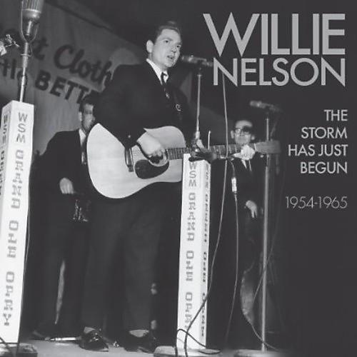 Alliance Willie Nelson - Storm Has Just Begun thumbnail