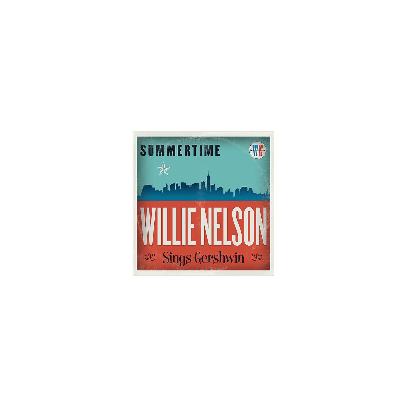 Alliance Willie Nelson - Summertime: Willie Nelson Sings Gershwin thumbnail