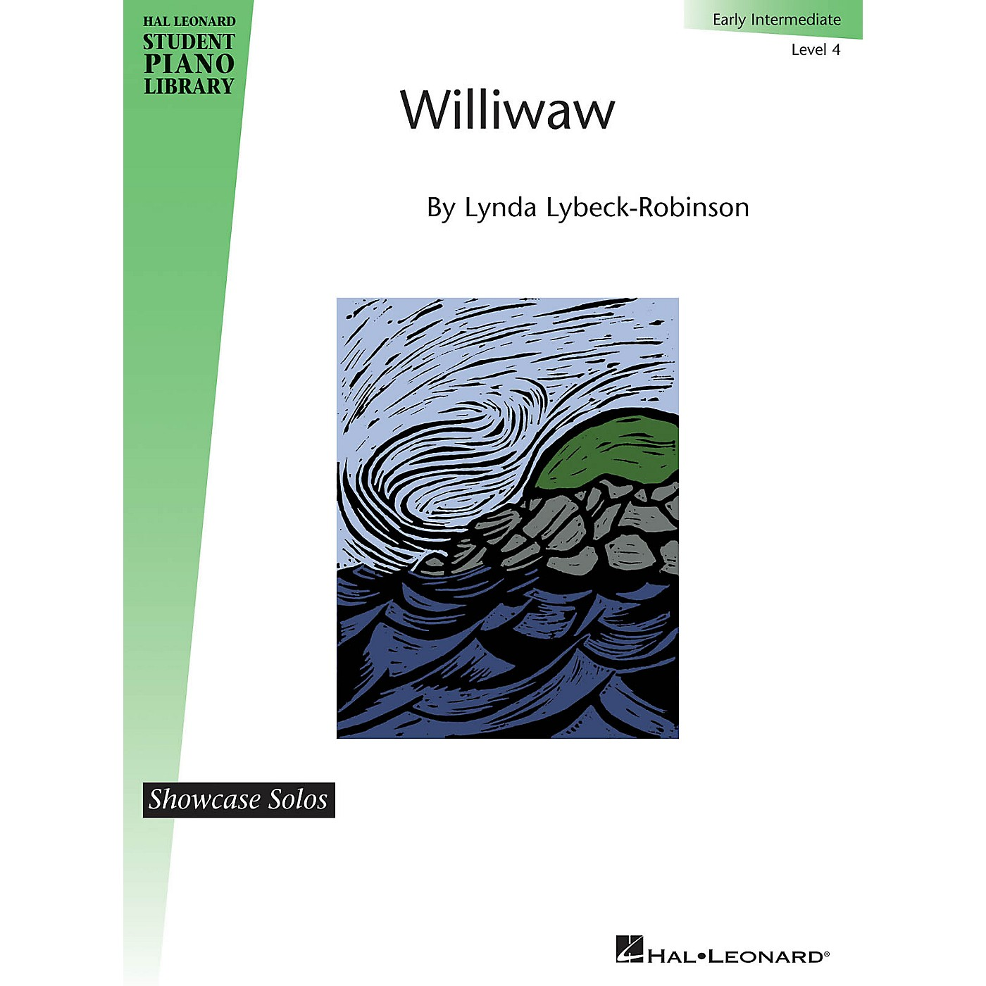 Hal Leonard Williwaw Piano Library Series by Lynda Lybeck-Robinson (Level Early Inter) thumbnail