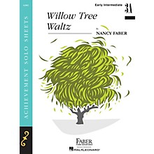 Faber Piano Adventures Willow Tree Waltz (Early Inter/Level 3B Piano Solo) Faber Piano Adventures Series by Nancy Faber