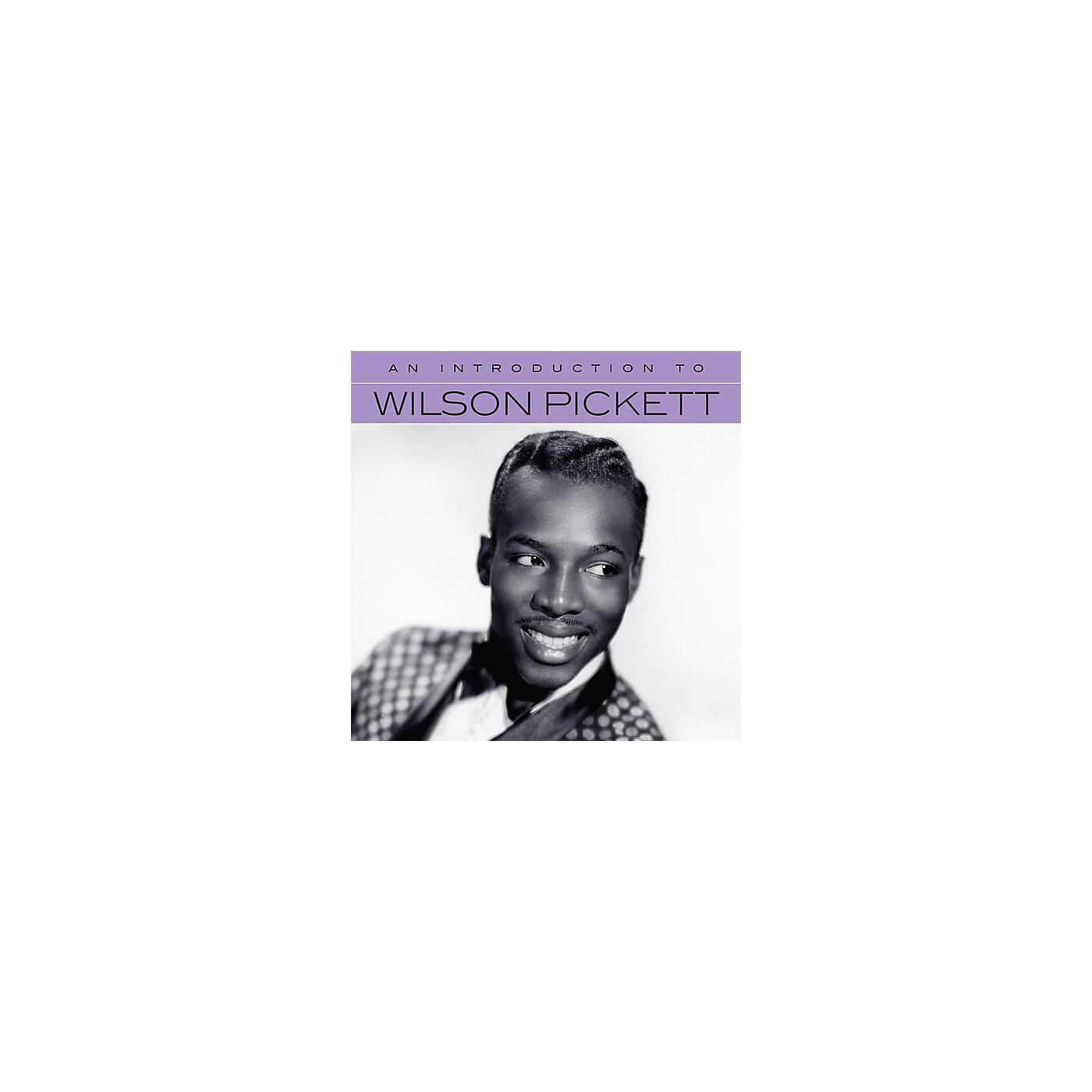 Alliance Wilson Pickett - An Introduction To Wilson Pickett (CD) thumbnail