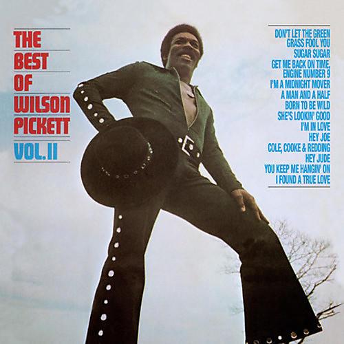 Alliance Wilson Pickett - The Best Of Wilson Pickett, Vol. 2 thumbnail