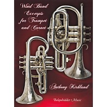 Carl Fischer Wind Band Excerpts for Trumpet