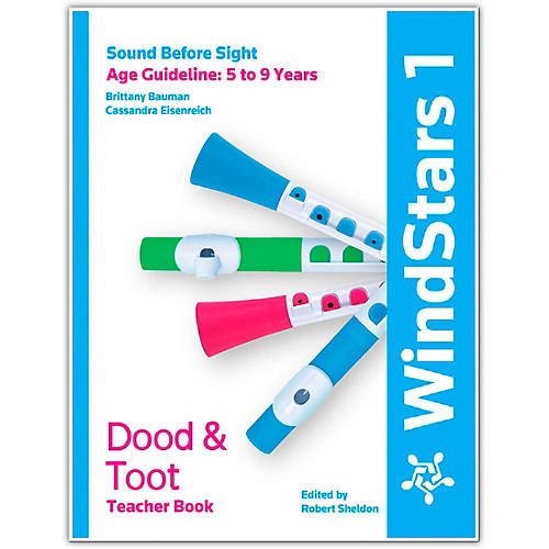 Nuvo WindStars 1 - Teacher Book thumbnail