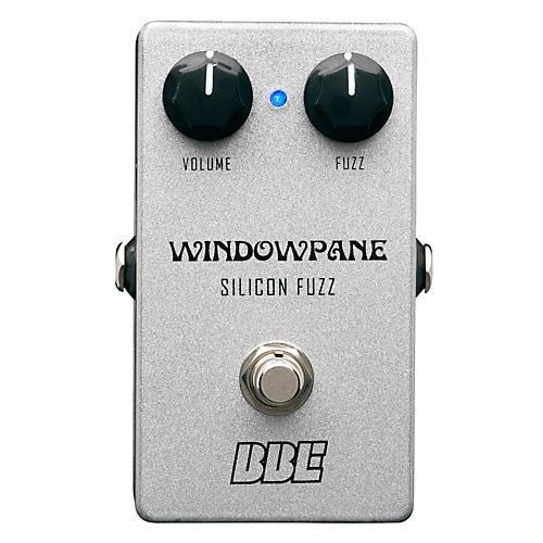 BBE Windowpane Silicon Fuzz Guitar Effects Pedal thumbnail