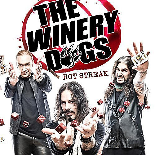 Alliance Winery Dogs - Hot Streak thumbnail