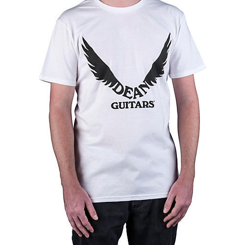 Dean Wings White T-Shirt thumbnail