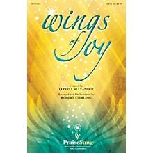 PraiseSong Wings of Joy PREV CD PAK Arranged by Robert Sterling