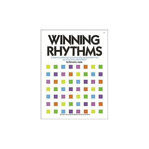 KJOS Winning Rhythms All Instruments thumbnail