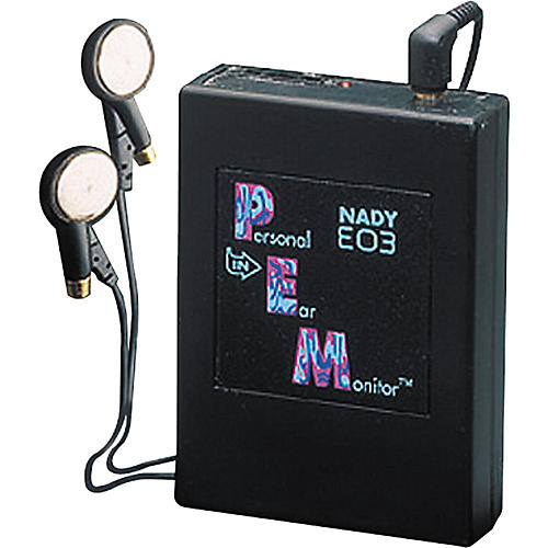 Nady Wireless Receiver for E03 In-Ear Personal Monitor System thumbnail