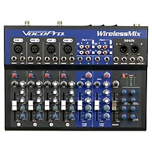 VocoPro WirelessMix-ULTRA All-In-One Live Sound Karaoke Mixer