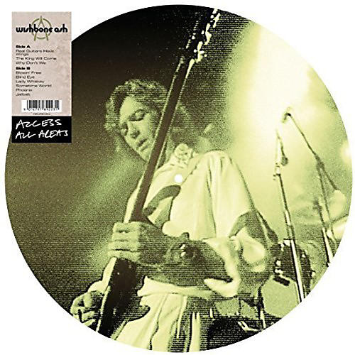 Alliance Wishbone Ash - Access All Areas thumbnail
