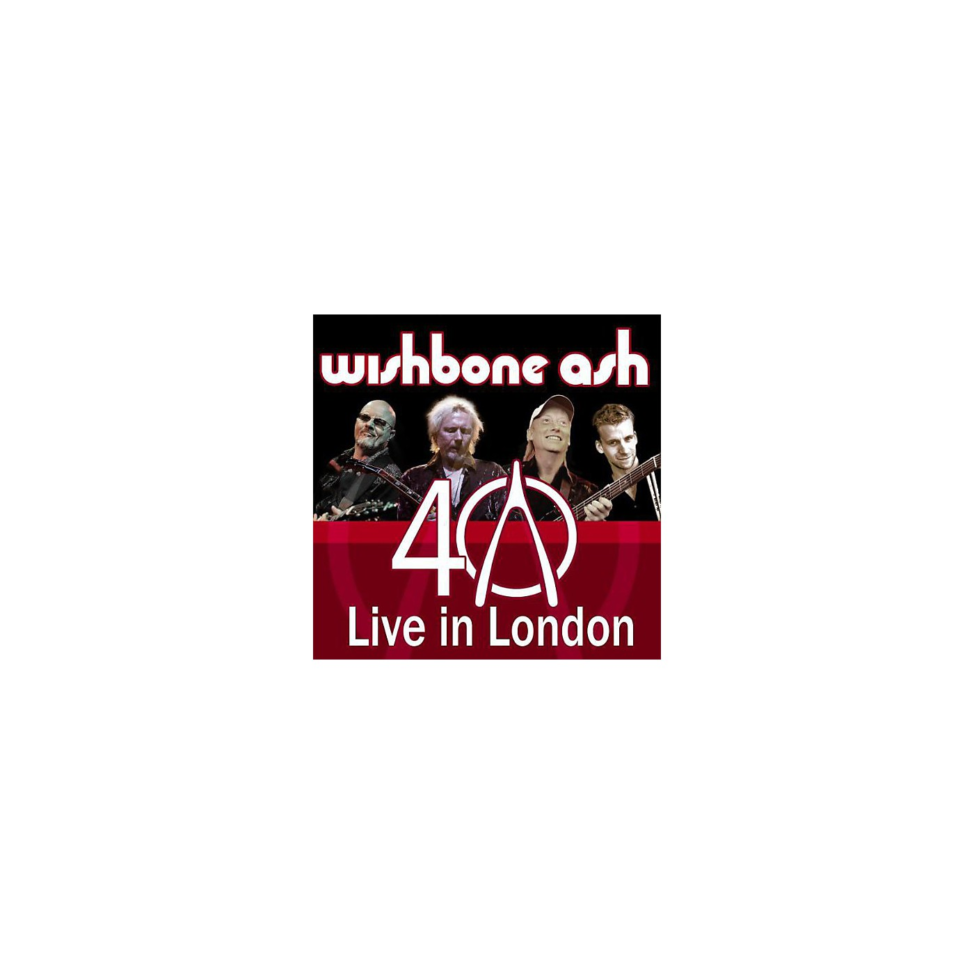 Alliance Wishbone Ash - Wishbone Ash Live in London (40th Anniversary) thumbnail
