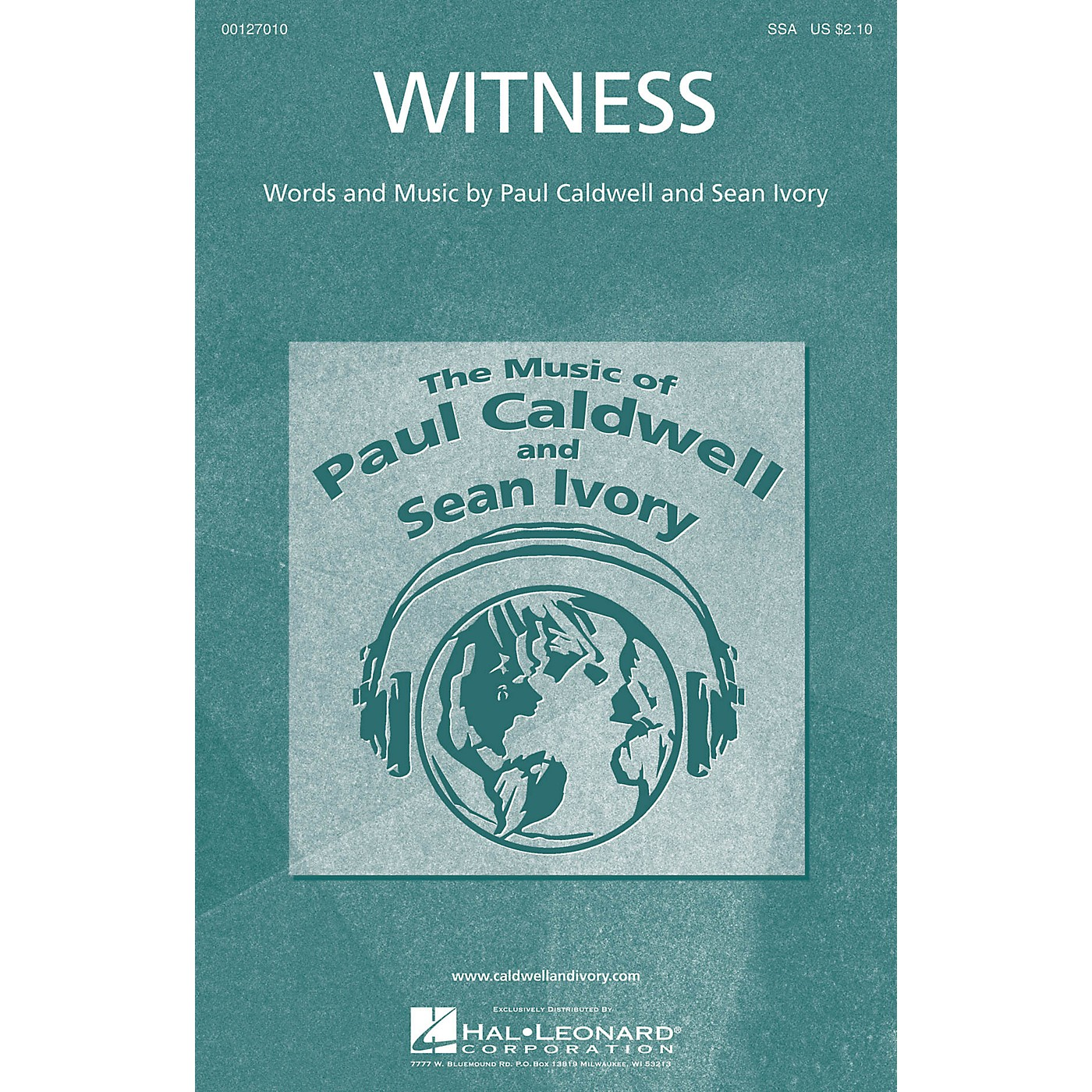 Caldwell/Ivory Witness SSA composed by Paul Caldwell thumbnail