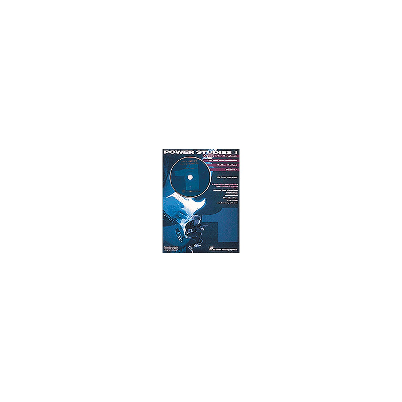 Hal Leonard Wolf Marshall Power Studies One Book/CD thumbnail