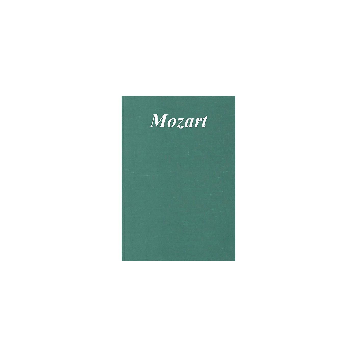 G. Henle Verlag Wolfgang Amadeus Mozart - Autographe Und Abschriften Henle Books Series Hardcover thumbnail
